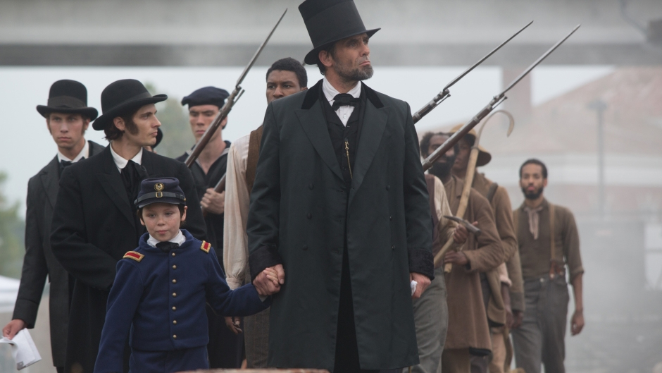 Killing Lincoln: Billy Campbell