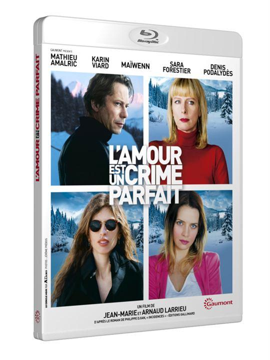 """10ème - """"L'Amour est un crime parfait"""" - moyenne presse = 3,19 / 5 *"""