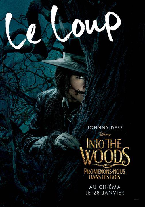 Into the Woods, Promenons-nous dans les bois - Sortie le 28 janvier 2015