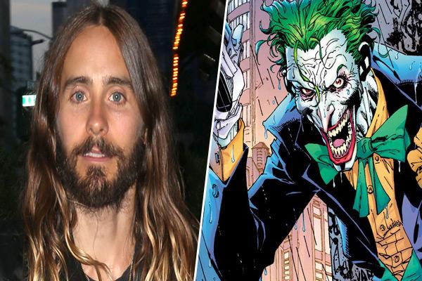 Jared Leto - le Joker
