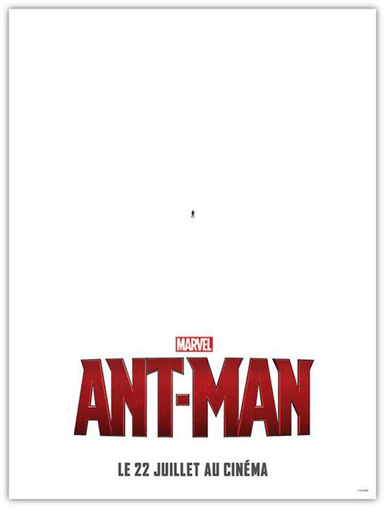 Ant-Man - Sortie le 22 juillet 2015