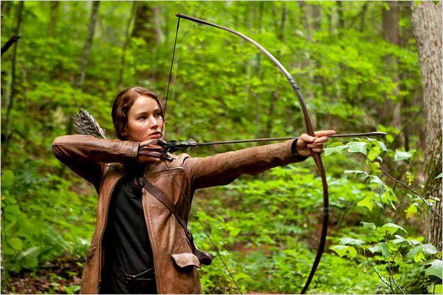 "Jennifer Lawrence alias ""Katniss Everdeen"""