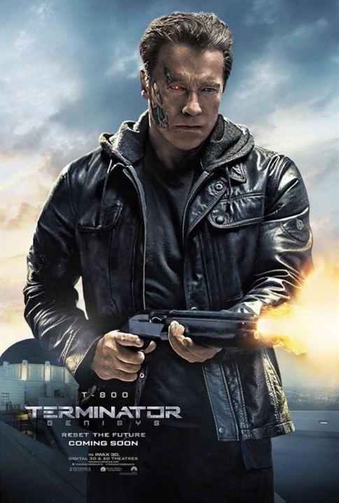 Arnold Schwarzenegger est le T-800