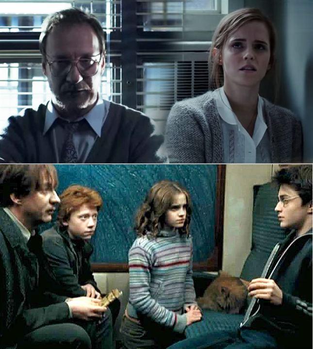 Emma Watson et David Thewlis