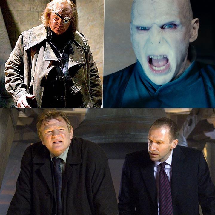 Ralph Fiennes et Brendan Gleeson