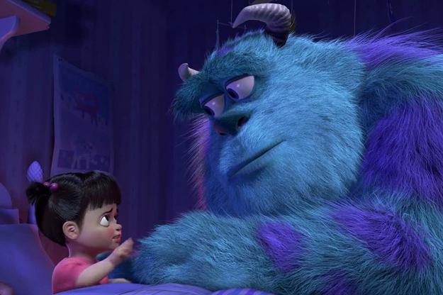 Okja, Peter & Elliott le dragon... : ces enfants qui ont un monstre géant  comme meilleur ami: Bou et Sulli (Monstres & Cie) - AlloCiné