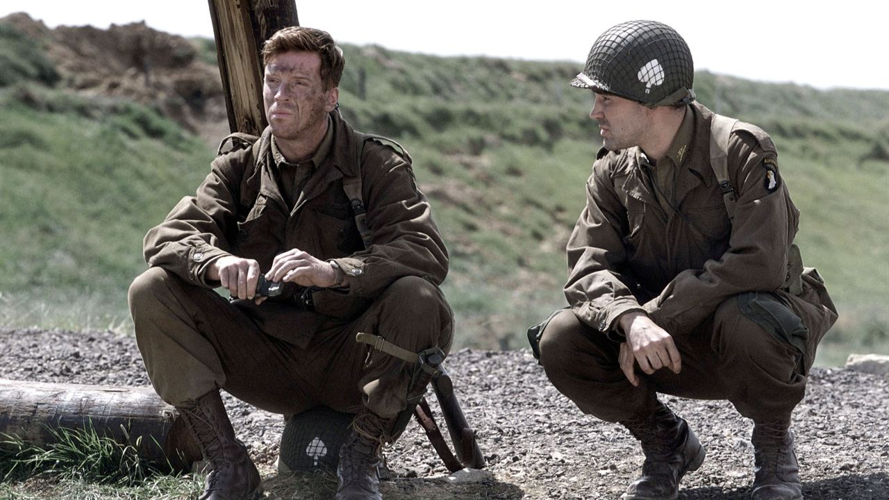 4- Frères d'Armes (Band of Brothers)