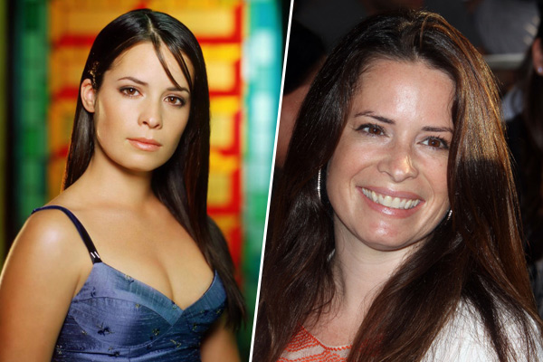 Holly Marie Combs alias Piper