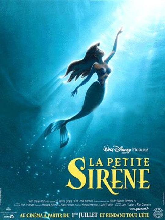 20 - La petite Sirène (1989)