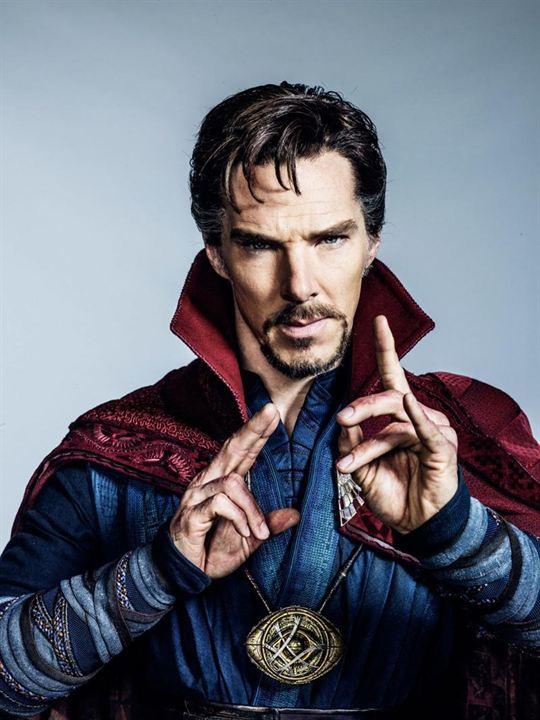 Le port du bouc est indissociable de Doctor Strange