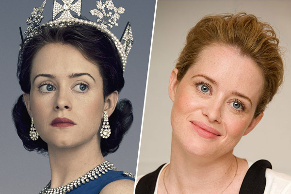 Reine Élisabeth II / Claire Foy