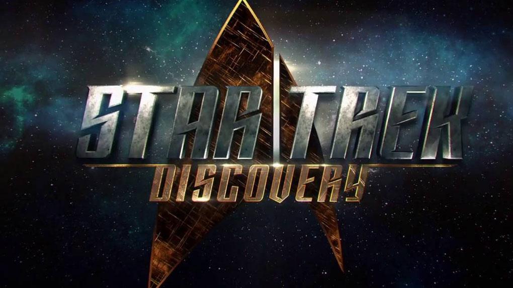 STAR TREK DISCOVERY - A partir de Mai 2017 sur Netflix