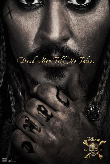 Pirates des Caraïbes : La Vengeance de Salazar - Sortie le 24 mai 2017