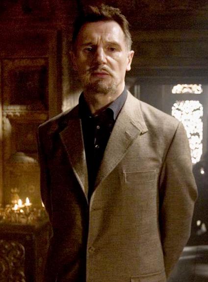 Liam Neeson (Batman Begins)