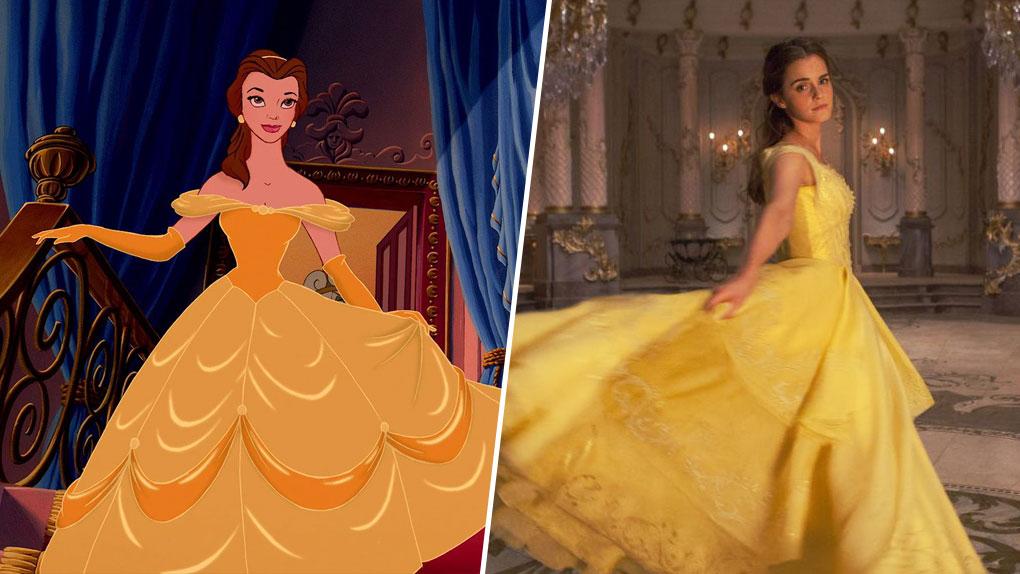 La Belle et la Bête : l'évolution des personnages du ...