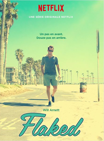 Flaked - 2 juin