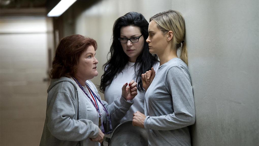 9 juin - Orange is the New Black : révolte dans la saison 5 sur Netflix