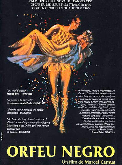 Palme d'Or 1959 - Orfeu Negro