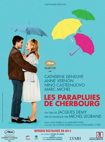 Grand Prix 1964 - Les Parapluies de Cherbourg