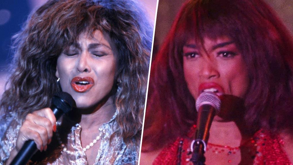 Tina Turner, interprétée par Angela Bassett