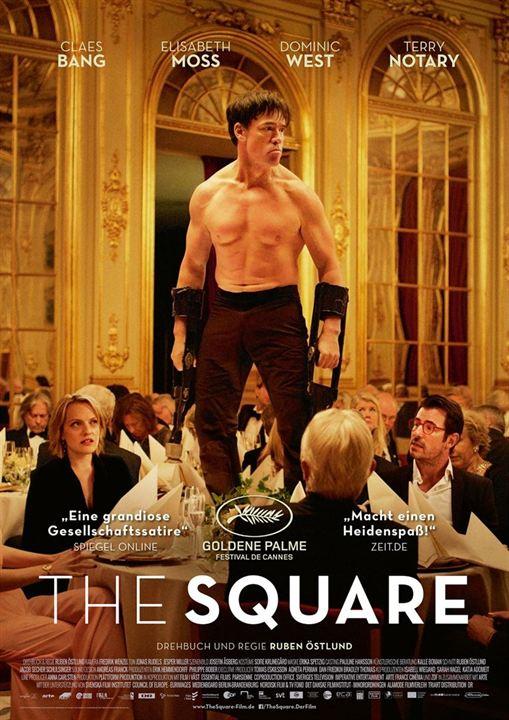 The Square, représentant de la Suède