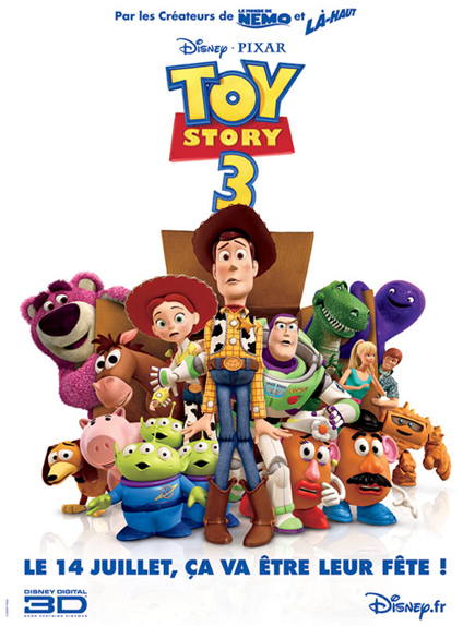 N°2 - Toy Story 3