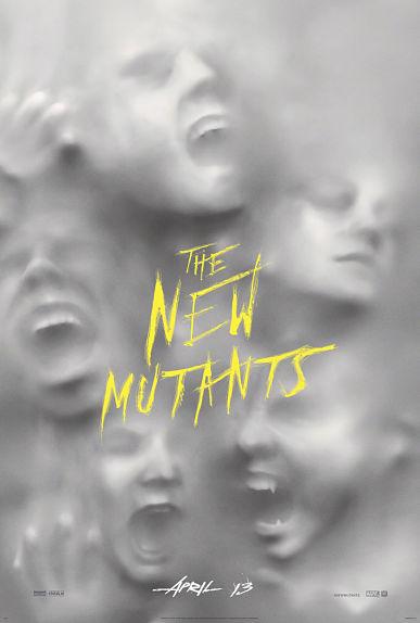 """""""Les Nouveaux mutants"""" s'affiche"""