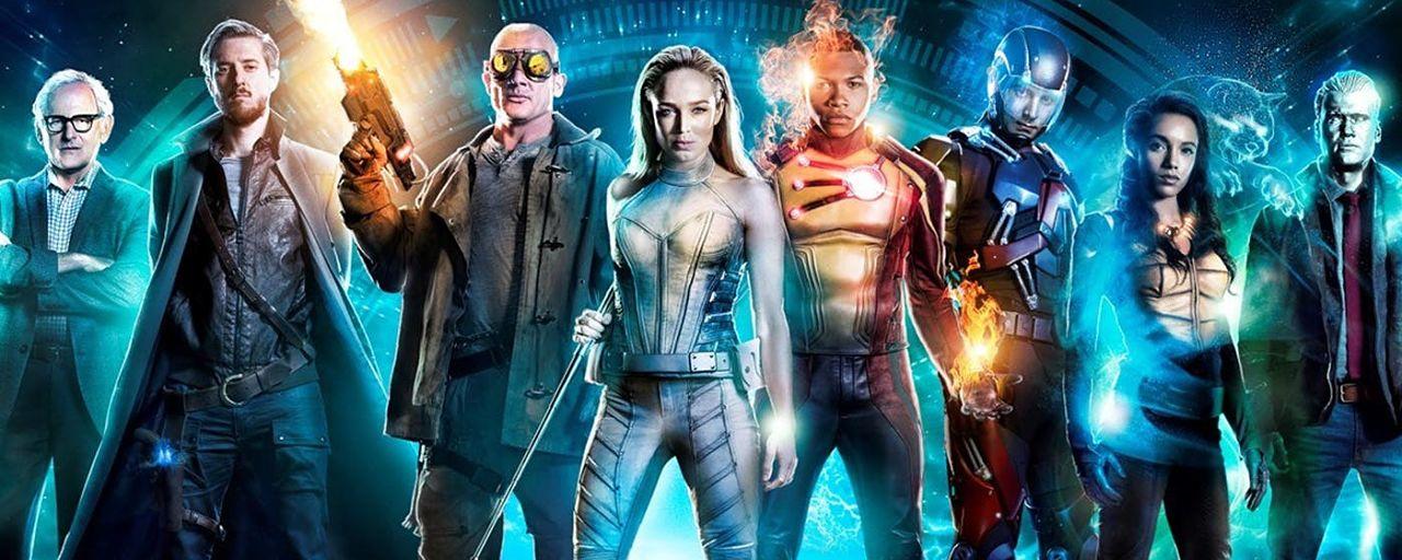 DC Legends of Tomorrow 0739658