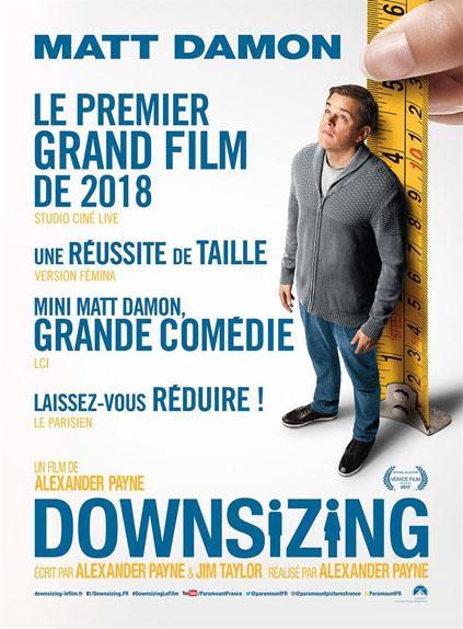 Downsizing - 1 nomination