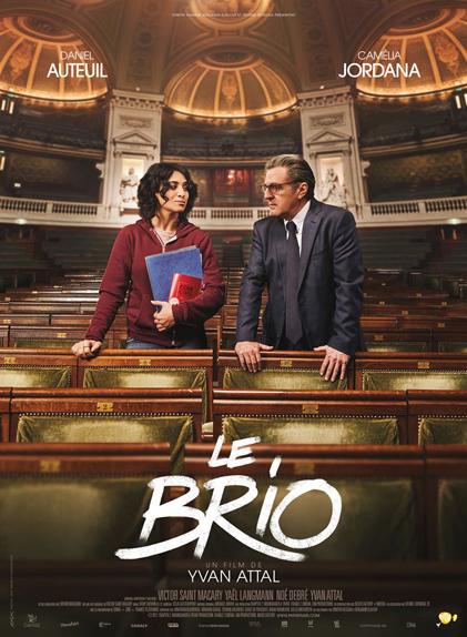 N°5 - Le Brio : 167 046 entrées