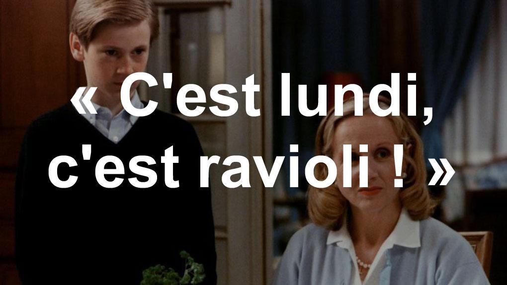 """""""C'est lundi c'est ravioli !"""" (Marielle Le Quesnoy)"""