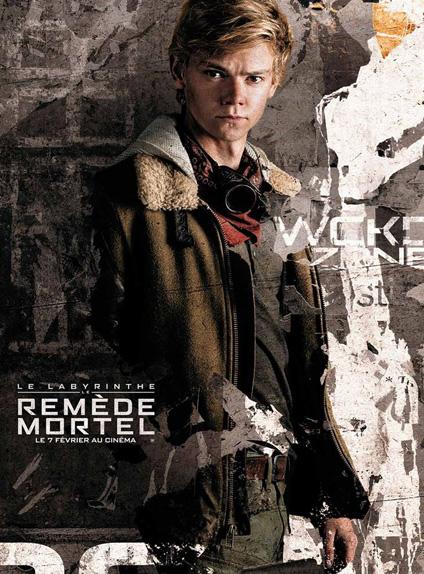 Thomas Brodie-Sangster (Newt)