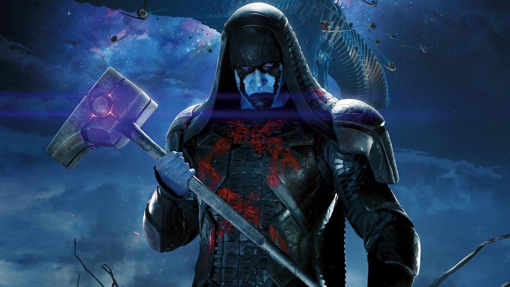 Captain Marvel : Ronan l'Accusateur va encore sévir