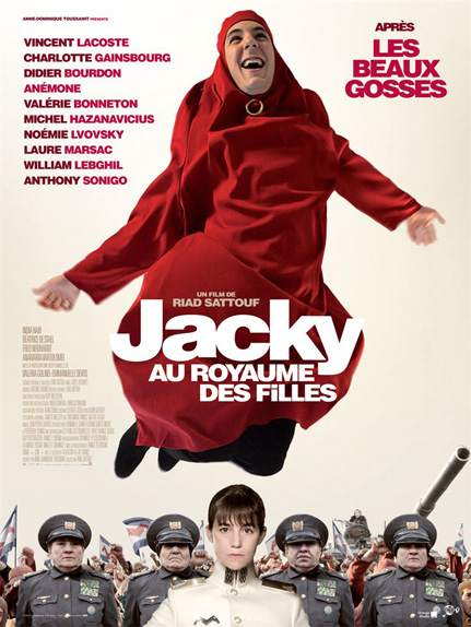 """""""Jacky au royaume des filles"""" sort en salles en 2014"""