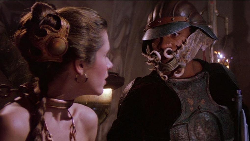 Le masque de Lando