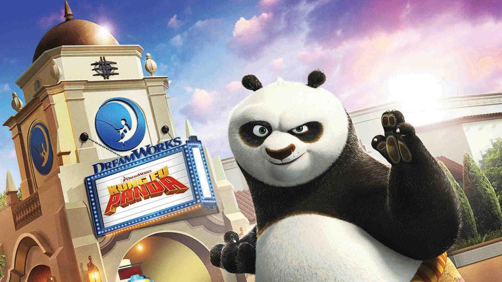 Kung Fu Panda : La Quête de l'Empereur au Parc Universal Studios