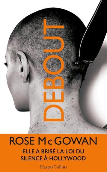 Debout de Rose McGowan