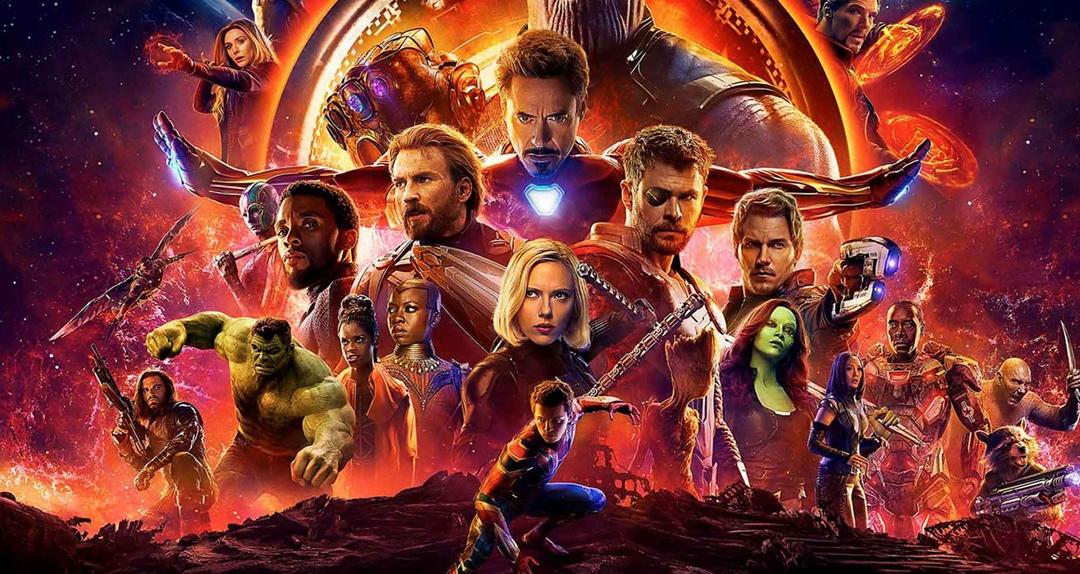 N°4 - Avengers: Infinity War (2018)