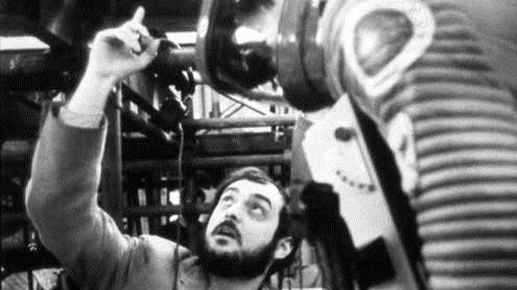 Repousser les limites techniques du cinéma - Stanley Kubrick sur le plateau de 2001 : l'odyssée de l'espace
