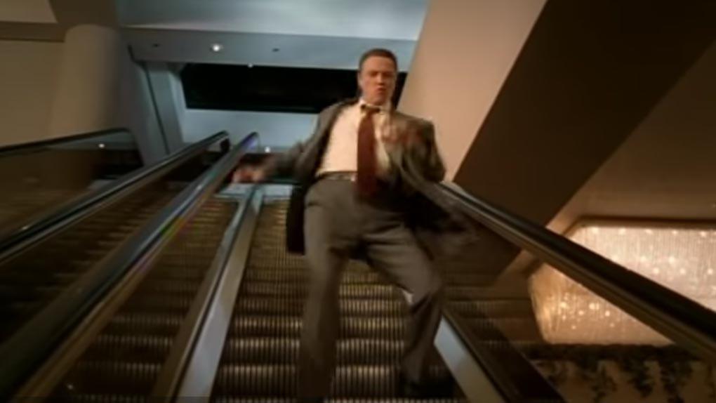 Christopher Walken chez Fatboy Slim (2000)