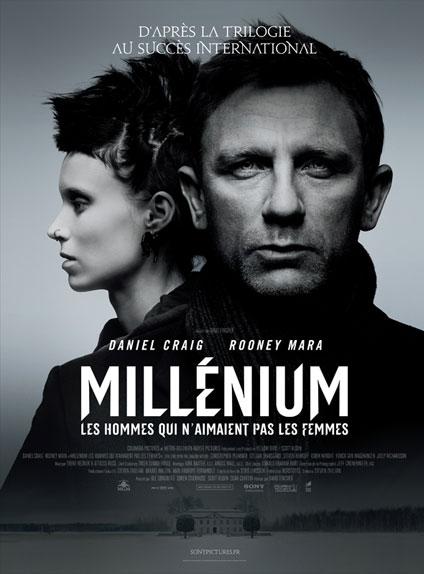 """""""Millénium : Les hommes qui n'aimaient pas les femmes"""" s'appelle en VO"""