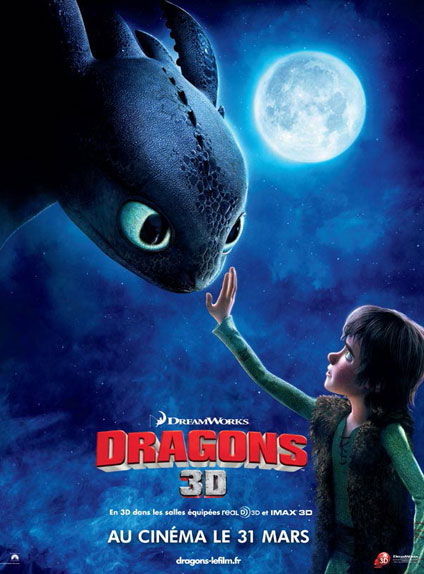 """Dragons"" s'appelle en VO..."