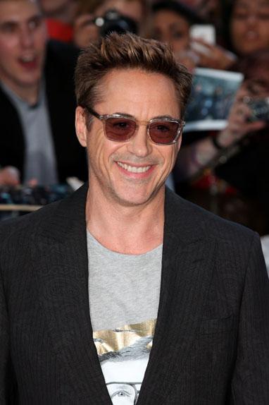 3 - Robert Downey Jr.