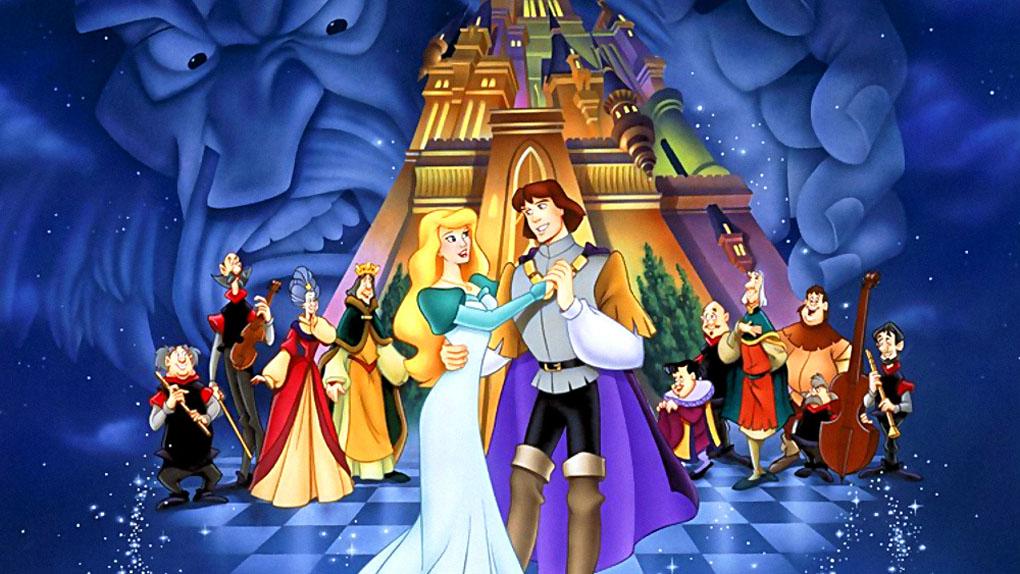 Le Cygne et la Princesse (1995)