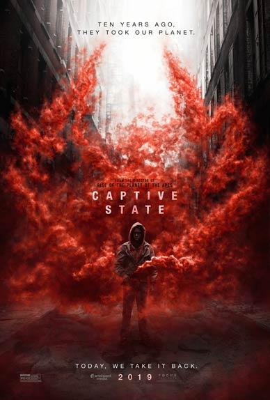 Captive State avec John Goodman, Vera Farmiga...