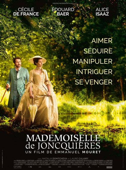 N°3 - Mademoiselle de Joncquières : 150 424 entrées