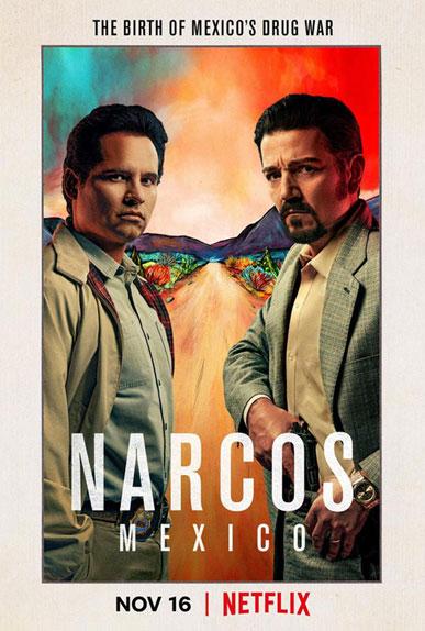 Narcos: Mexico - Nouveauté