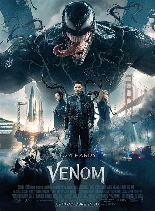 N°1 - Venom : 941 871 entrées
