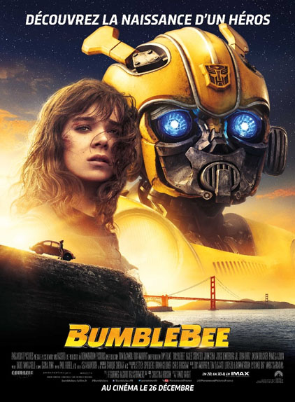 Bumblebee avec Vanessa Ross, Hailee Steinfeld...
