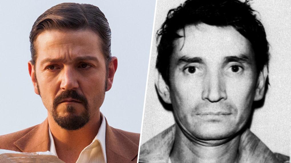 Miguel Angel Felix Gallardo - Diego Luna